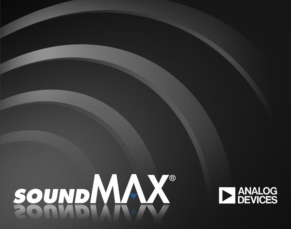 SoundMAX HD Audio Driver icon